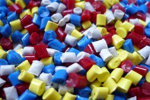 гранулы пластиковы