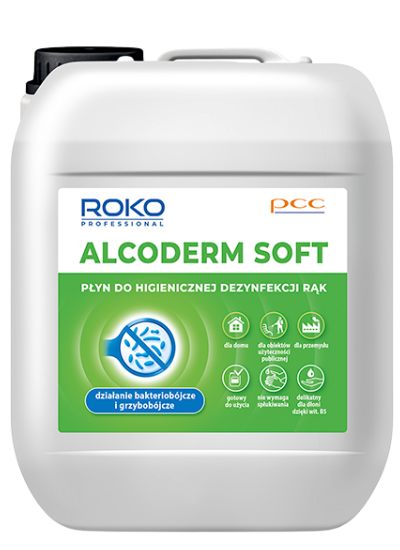 ROKO® PROFESSIONAL ALCODERM SOFT