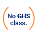 Не классифицируется в соответствии с правилами CLP / GHS