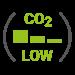 Niedrige CO2-Emissionen