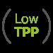Low triphenyl phosphate