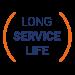 long service life