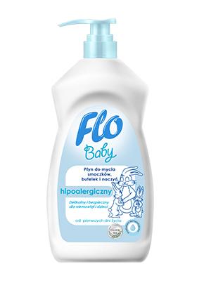 FLO BABY REINIGUNGSMITTEL FÜR BABY PRODUKTE