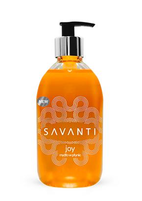 SAVANTI JOY PEACH LIQUID SOAP