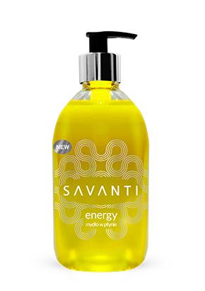 SAVANTI ENERGY LIME HAND SOAP