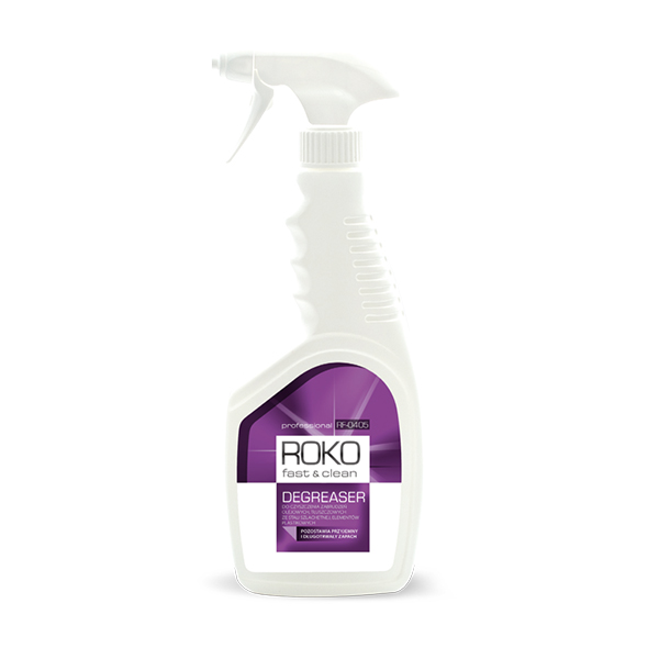 ROKO FAST & CLEAN DEGREASER