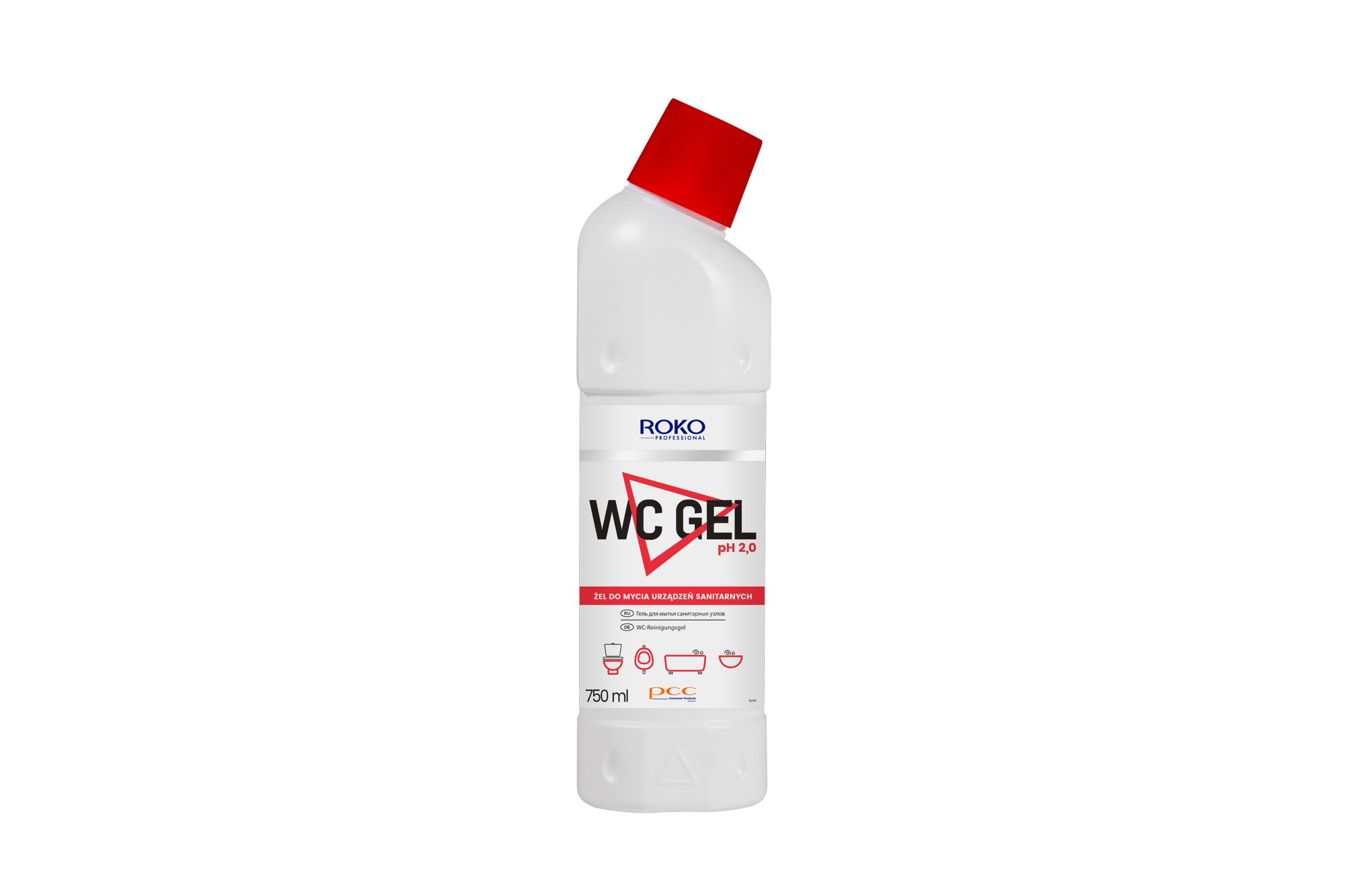 ROKO PROFESSIONAL WC GEL