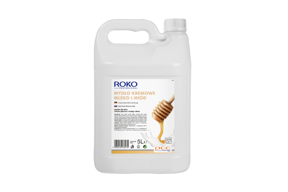 ROKO<sup>&reg;</sup> PROFESSIONAL CREMESEIFE Milch und Honig