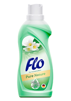 FLO<sup>&reg;</sup> PURE NATURE FABRIC SOFTENER