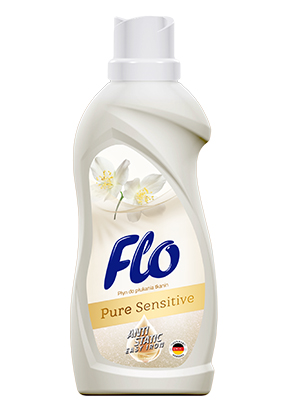 FLO<sup>&reg;</sup> PURE SENSITIVE FABRIC SOFTENER