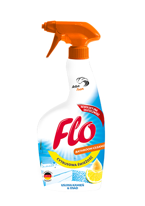 FLO<sup>&reg;</sup> BATHROOM CLEANER