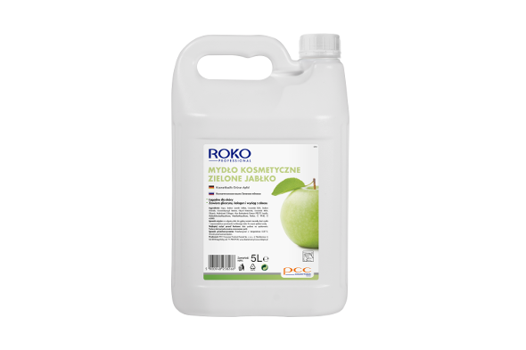 ROKO<sup>&reg;</sup> PROFESSIONAL COSMETIC SOAP green apple