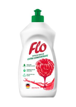 FLO<sup>&reg;</sup> GESCHIRRSPÜLMITTEL RED FRUIT