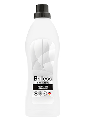 BRILLESS<sup>&reg;</sup> FABRIC SOFTENER CONCENTRATE